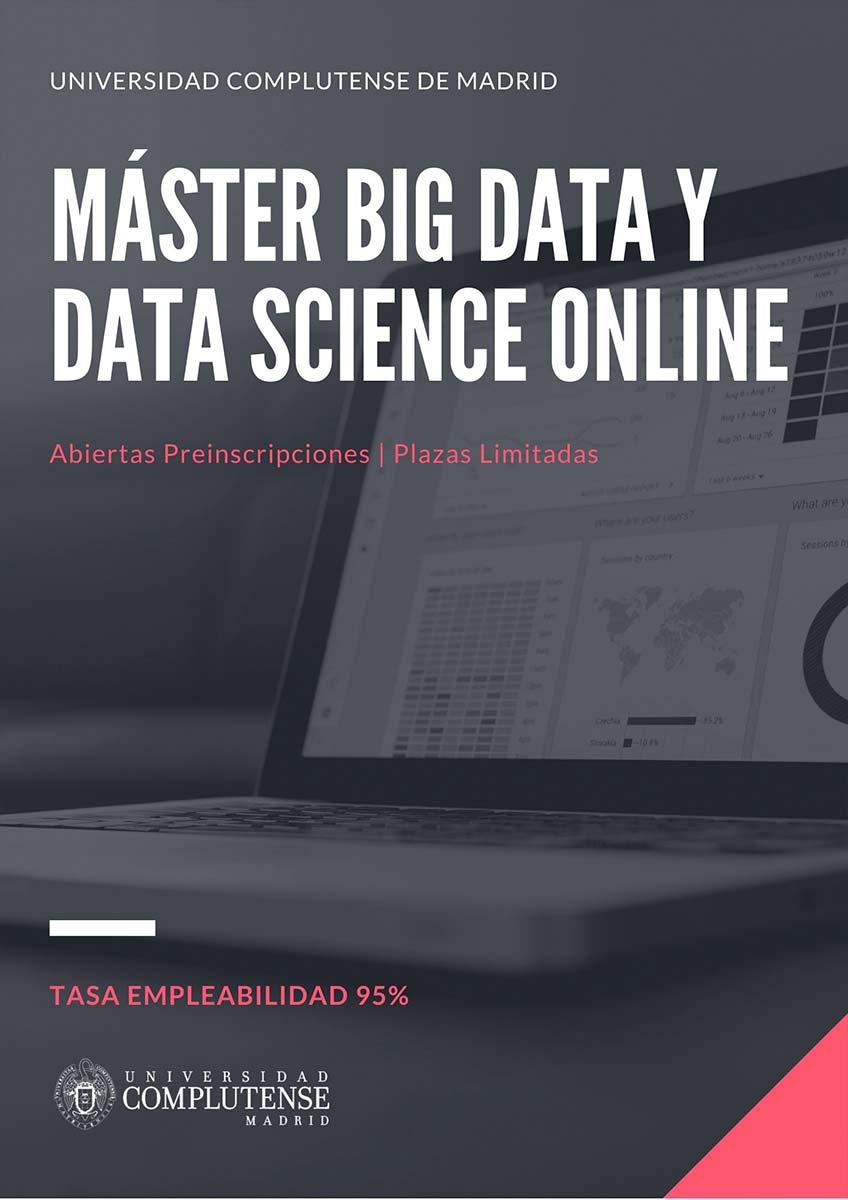 master ucm data science online