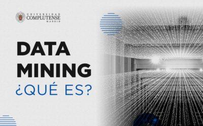 ¿Qué es el Data Mining?