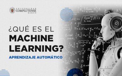 ¿Qué es Machine Learning?